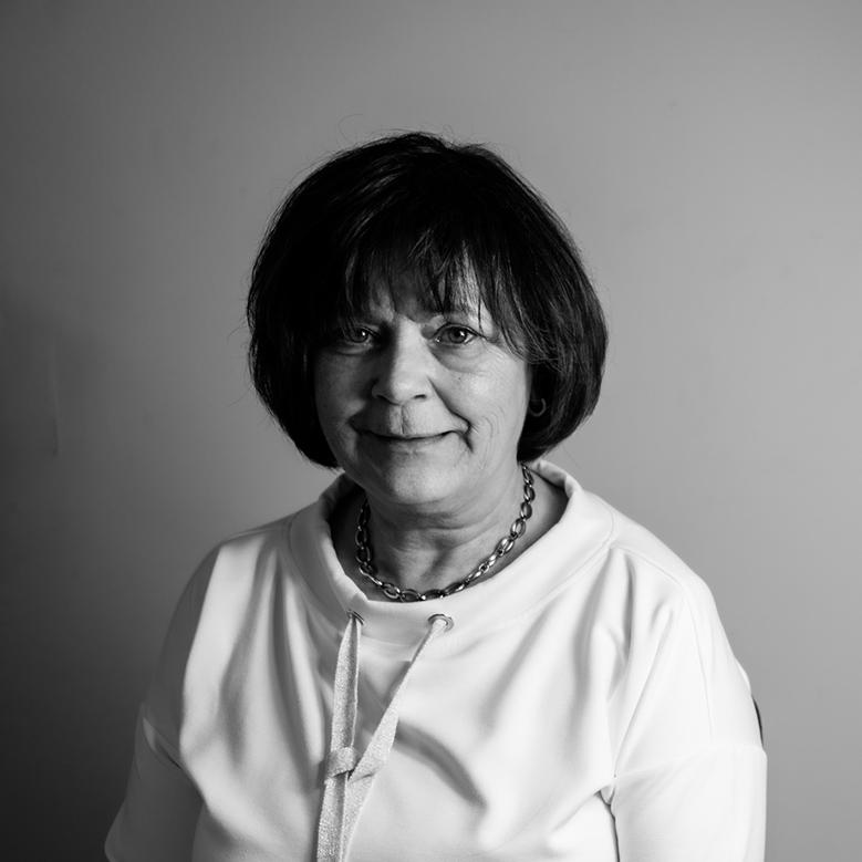 Portrait Ingrid Krämer