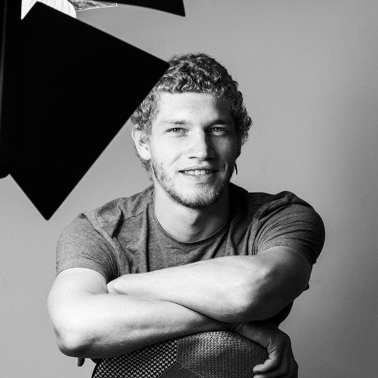 Portrait Valentin Goham