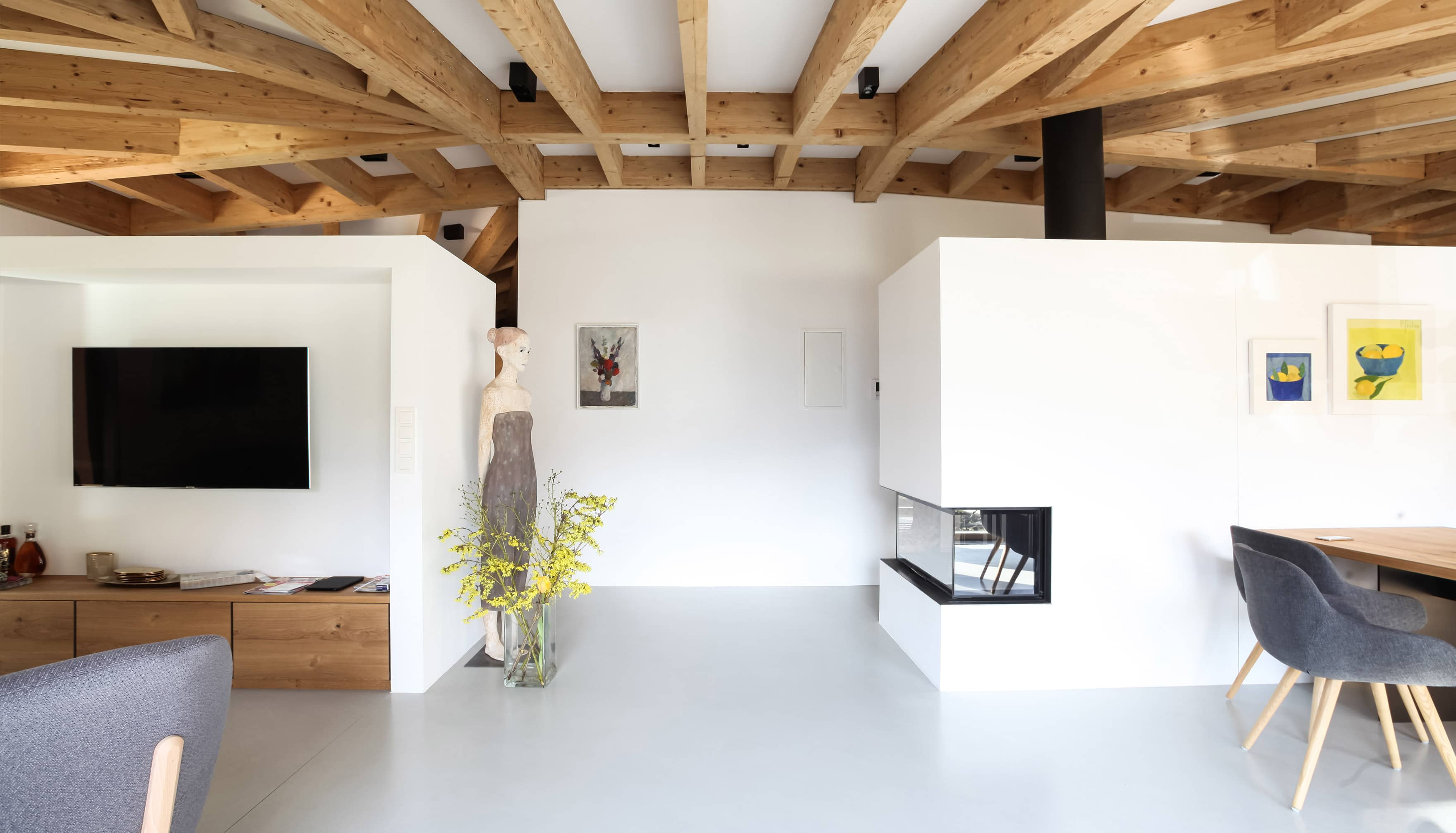 Wohnraum-holzbau
